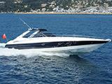 location bateau Sunseeker Superhawk 48