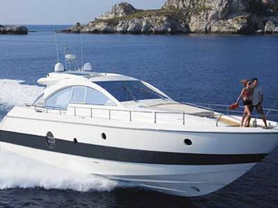 Location bateau  Aicon 62 open
