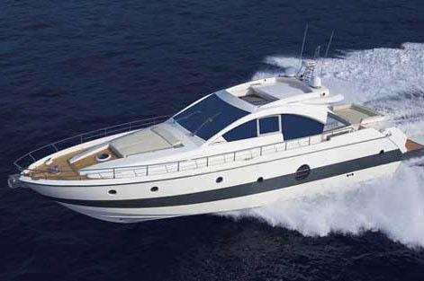 location bateau Aicon 62 SL Open