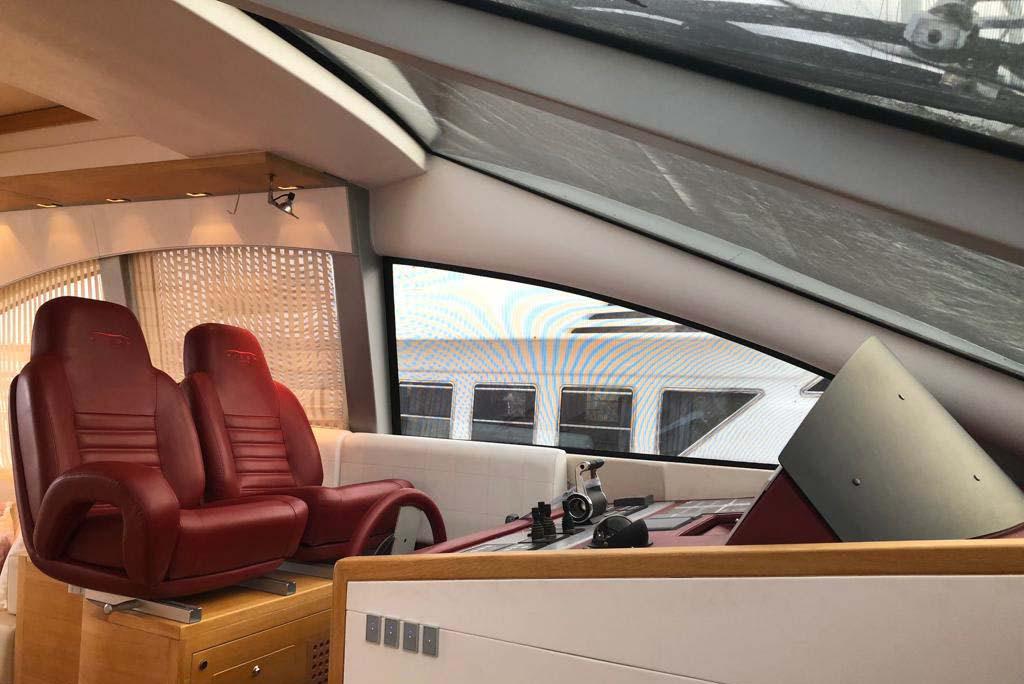 interno Aicon 62 SL Open