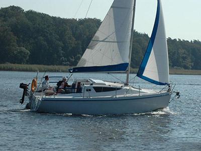 location bateau Antila 22