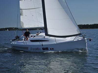 location bateau Antila 26 CC