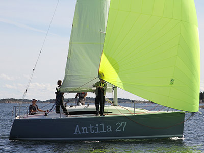location bateau Antila 27