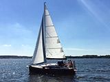 location bateau Shine 30