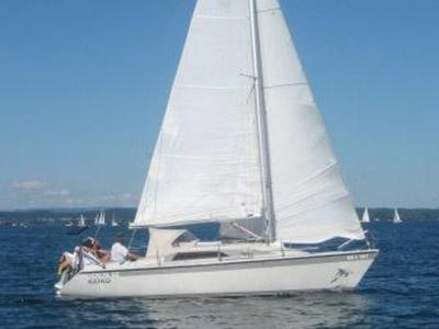 location bateau Dehler 25