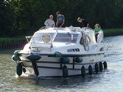 location bateau Navig 34S
