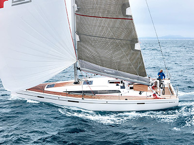 Location bateau  Dehler 42