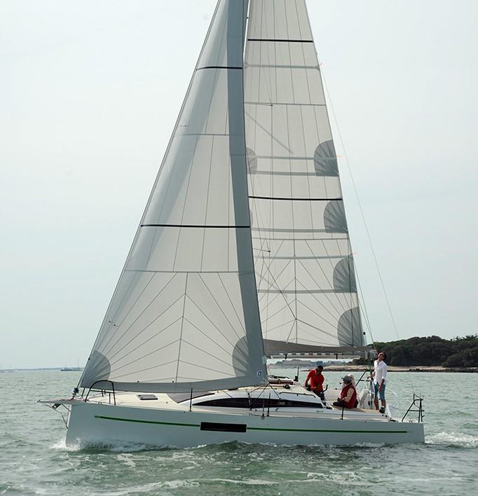 location bateau RM 970