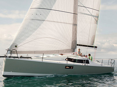 location bateau Pogo 36