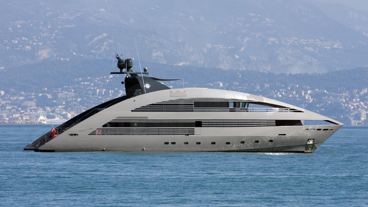 location bateau Ocean Sapphire