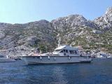location bateau Guy Couach 14 Fly