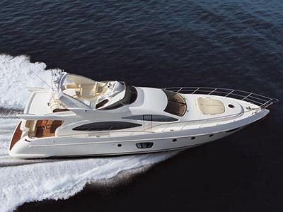 Location bateau  Azimut Benetti 70