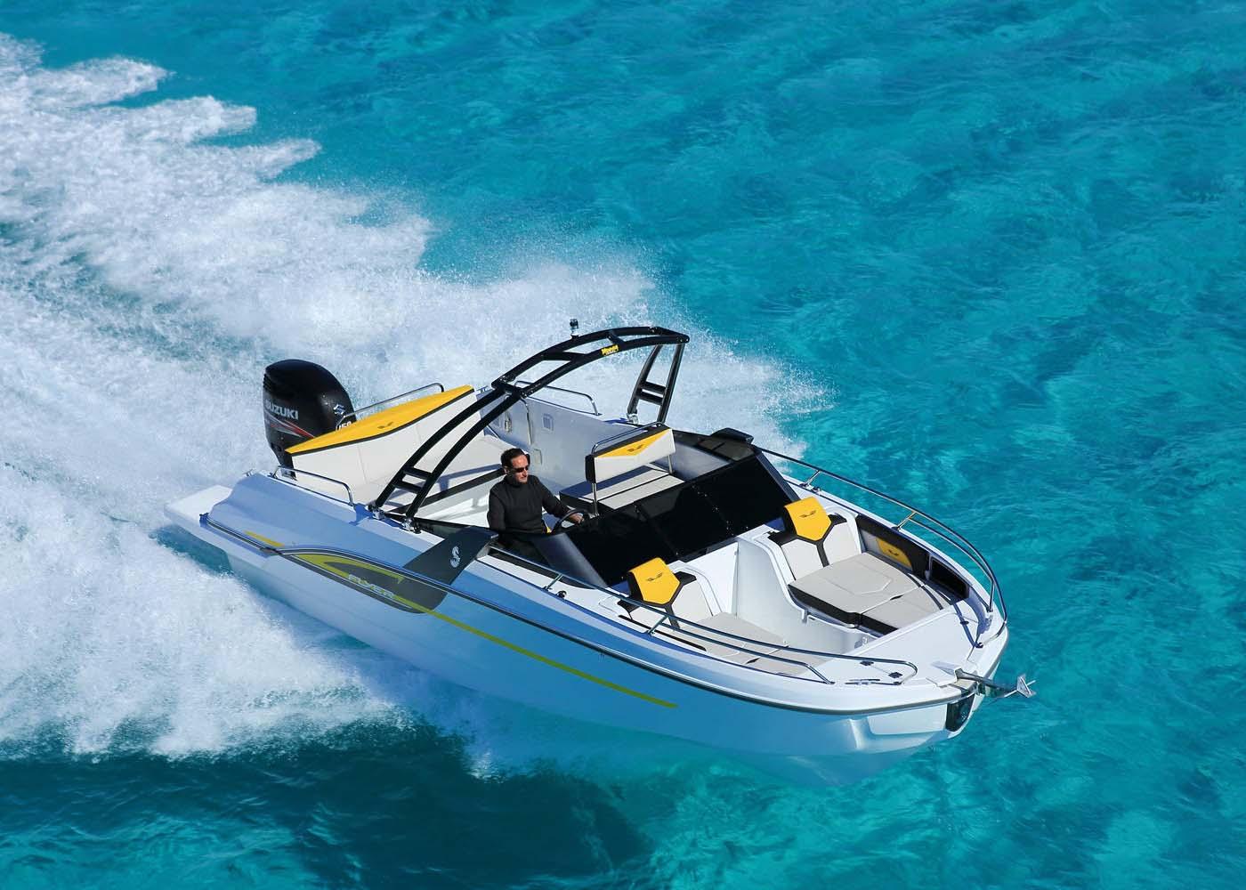 location bateau Flyer 7.7 Sportdeck