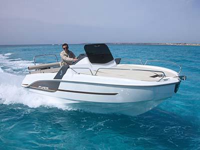 location bateau Flyer 6.6 Sundeck
