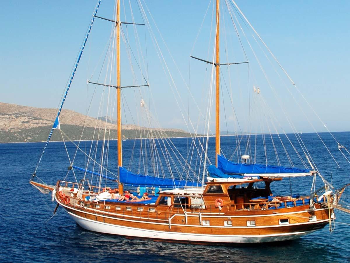 location bateau Syrolana