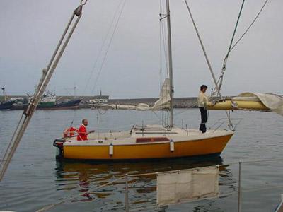 location bateau Flirt