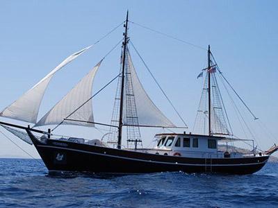 location bateau Joanna K