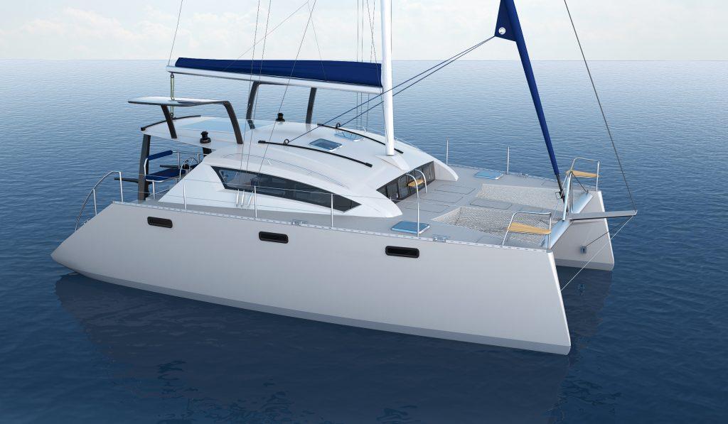 location bateau Island Spirit 410