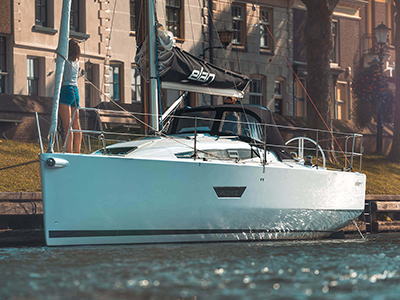 location bateau Elan S3