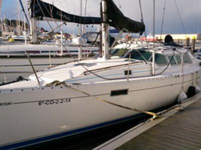 location bateau Beneteau Evasion 36