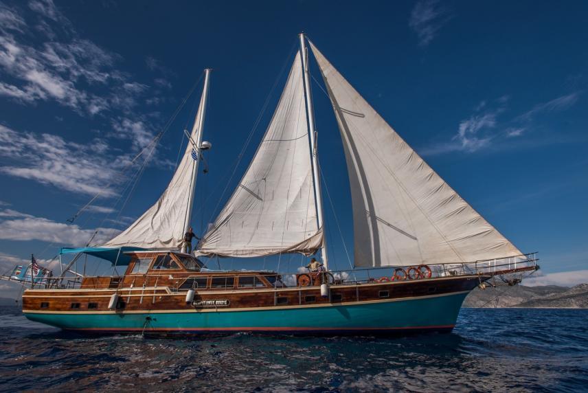 location bateau Valerie