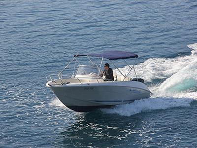 Location bateau  Commander 600