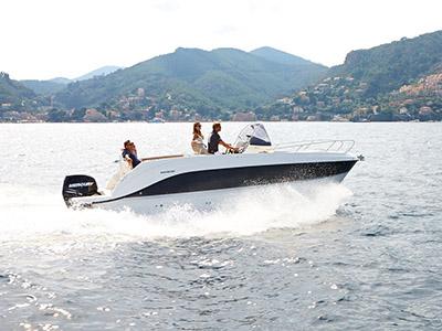 location bateau Activ 805 Open