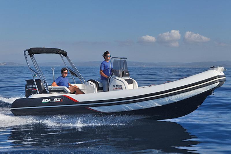 location bateau BSC Sport 62