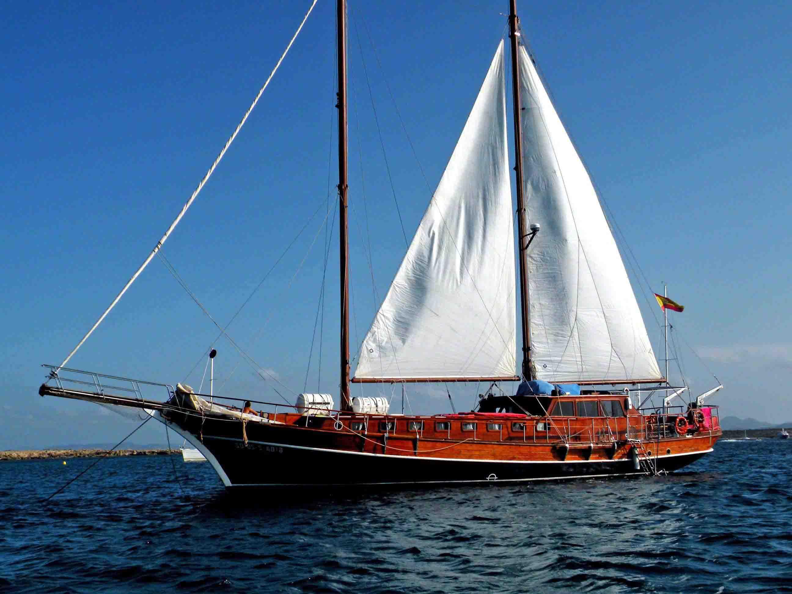 location bateau Alania