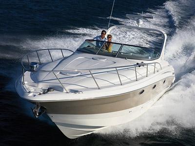 location bateau Larson 370 Cabrio