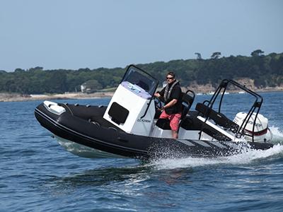 location bateau Brig 610