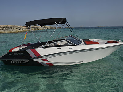 location bateau Glastron 205 GTS