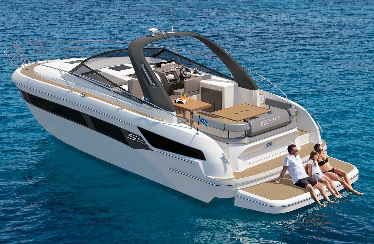 location bateau Bavaria S40 Open