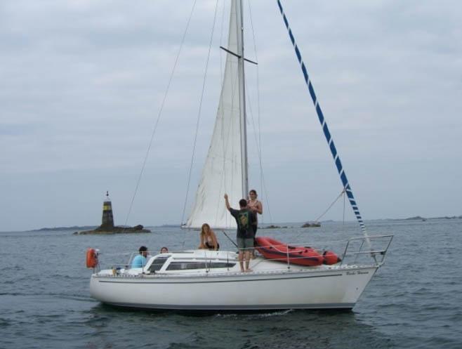 location bateau Gib Sea 84
