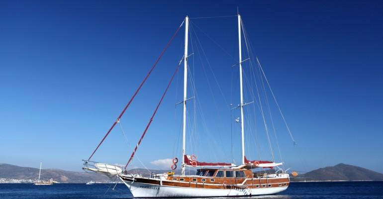 Location bateau  Med Perrinita