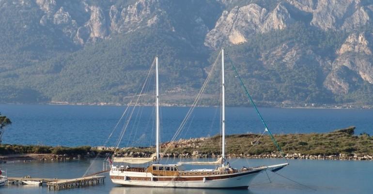 location bateau Medsun