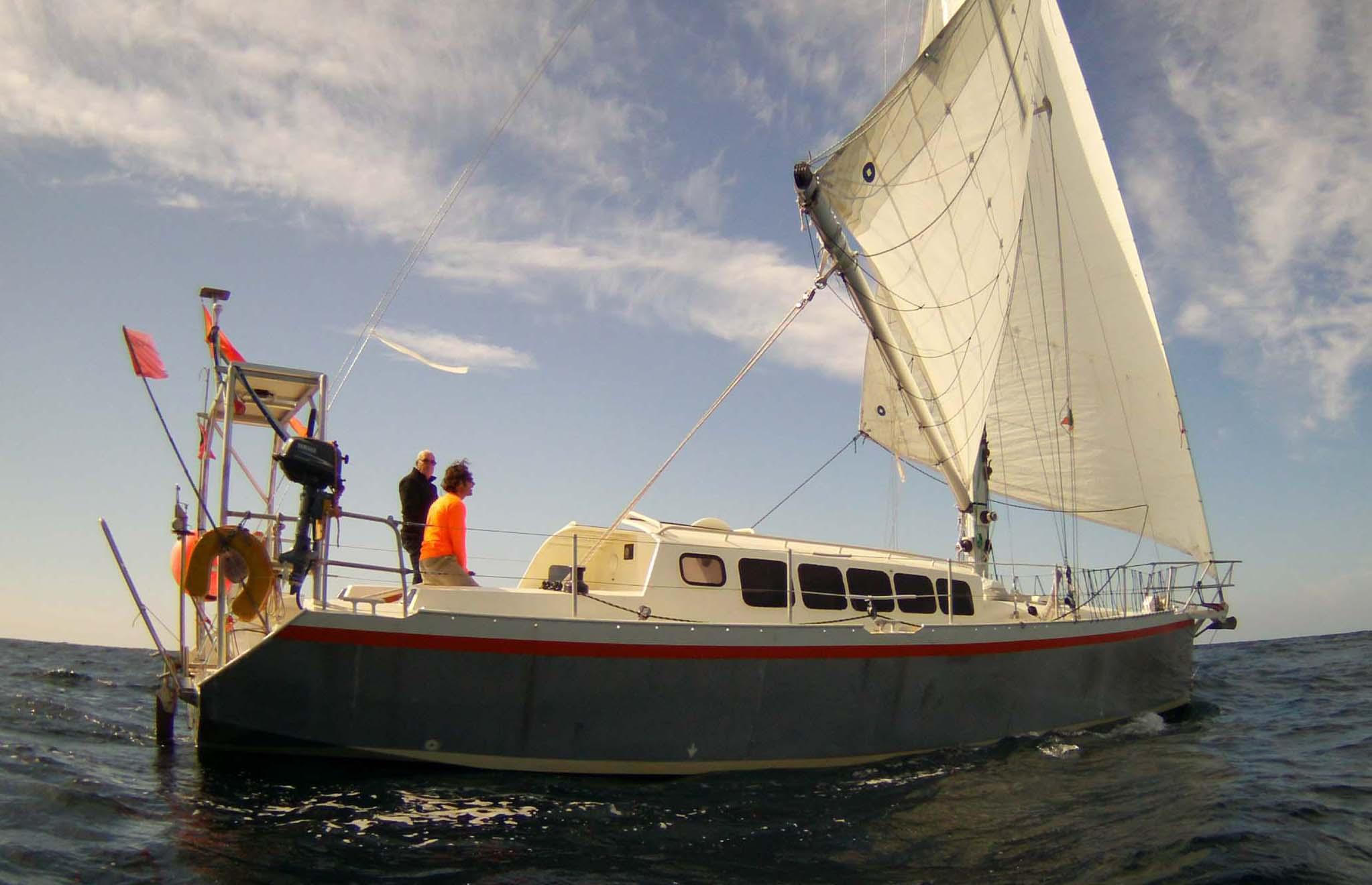 location bateau Fuga