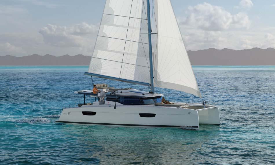 Location bateau  Saona 47