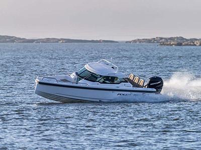 location bateau Axopar 24 HT