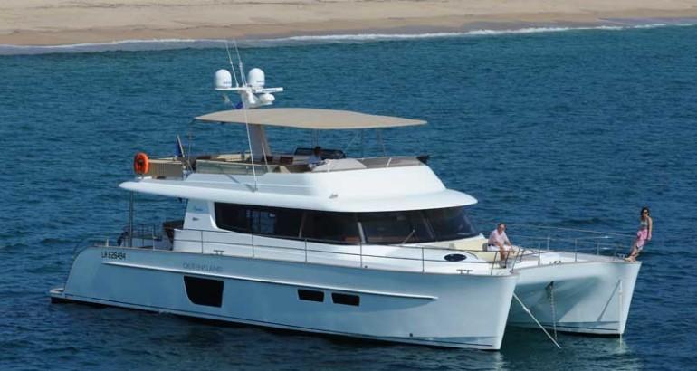location bateau Queensland 55