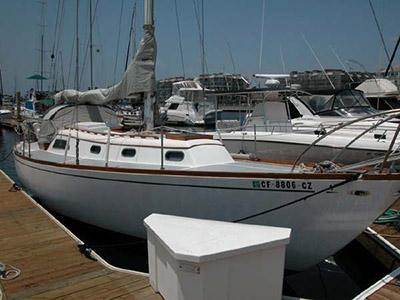 location bateau Islander 37