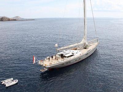 location bateau Dwinger