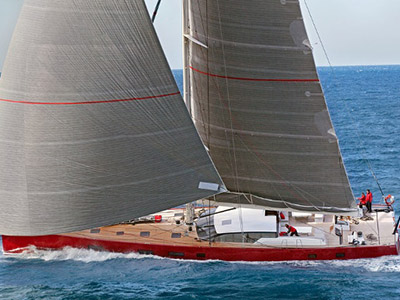 location bateau Maxi Dolphin FC 100