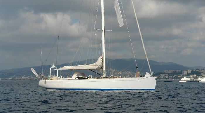 Location bateau  Fast Sloop