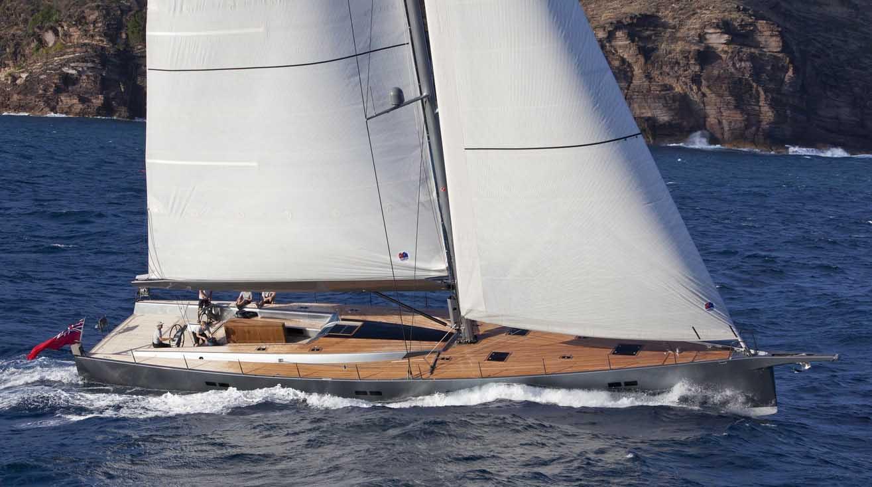 esterno Maxi Yacht 82