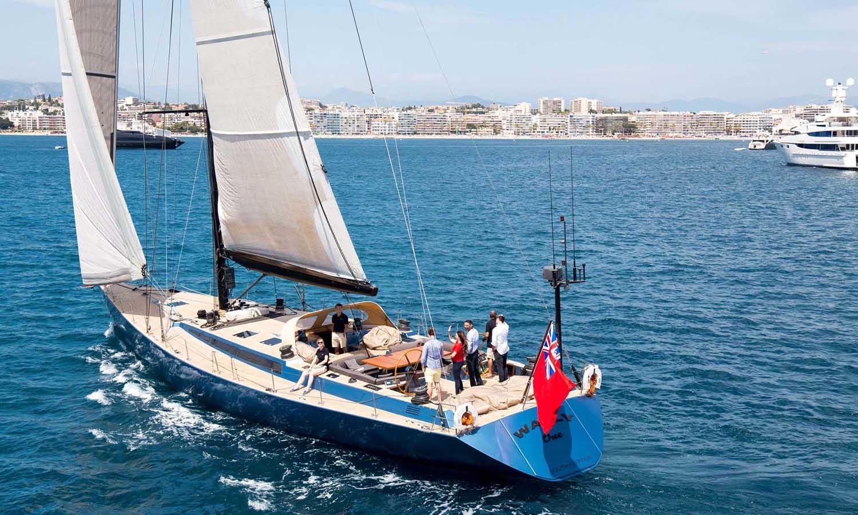 location bateau Wally 83