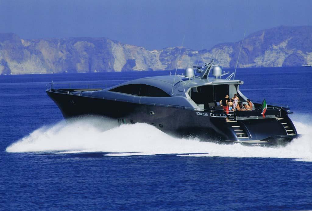 location bateau Italcraft 105