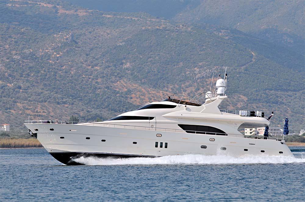 location bateau De Birs 85 RPH