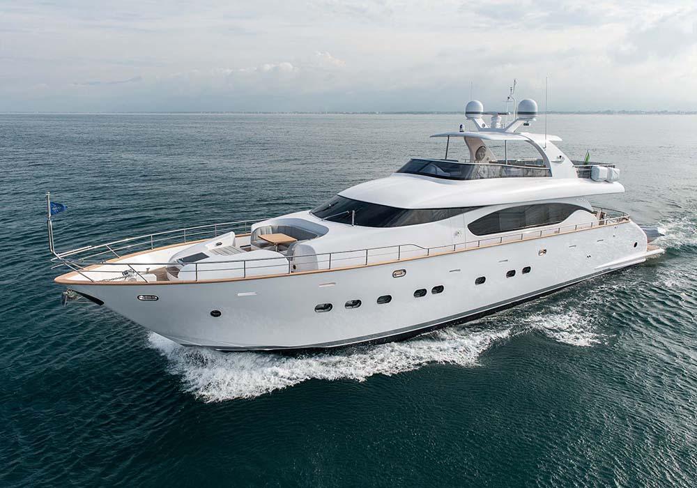 location bateau Maiora 24S