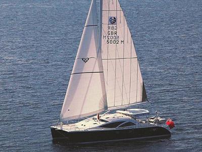 location bateau Discovery 50